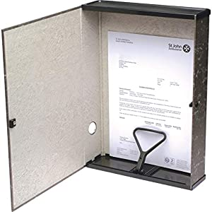 Q-Connect KF20012 Box File Foolscap