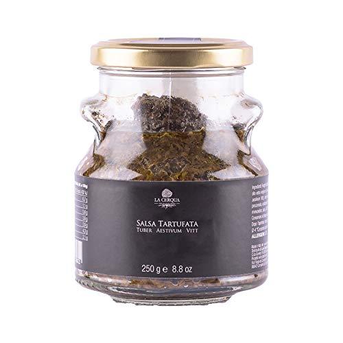 Salsa tarfufata Tuber Aestivum- 250 gr – La Cerqua