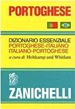 Image de Portoghese. Dizionario essenziale portoghese-itali