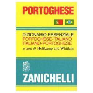 Portoghese. Dizionario essenziale portoghese-itali