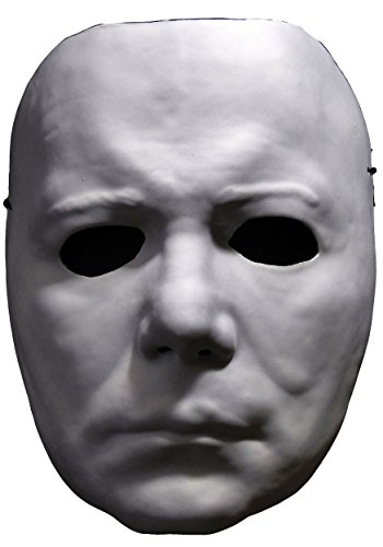(Adult Halloween Michael Myers Vacuform Mask Standard)