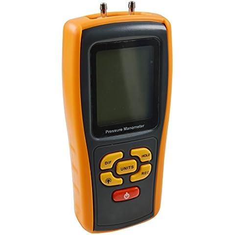 Digitale Differenziale Manometro Misuratore Di Pressione Relativa 1,45 A 7.25psi - Manometro Differenziale
