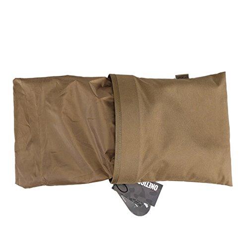 OneTigris Outdoor Molle EDC Taschen Taktische Mehrzwecktasche Dump Pouch Nylon Braun