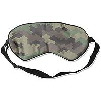 Camouflage Pattern Army 99% Eyeshade Blinders Sleeping Eye Patch Eye Mask Blindfold For Travel Insomnia Meditation preisvergleich bei billige-tabletten.eu