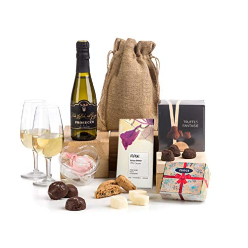 Prosecco Made Me Do It! Sweet Decadence Hamper Box