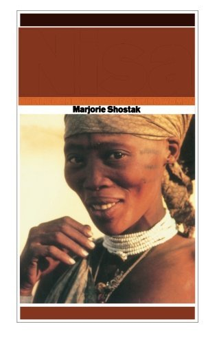 Nisa: The Life and Words of a Kung Woman by Marjorie Shostak (1990-03-01)
