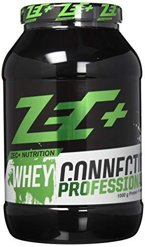 ZEC+ Whey Connection Professional - 1000 g, Mehrkomponenten Protein-Pulver, Geschmack Erdbeere