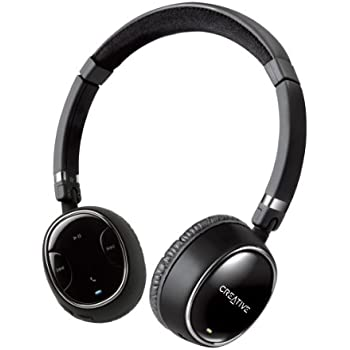 Creative WP-350 Bluetooth Wireless Headphones with Built-in Microphone