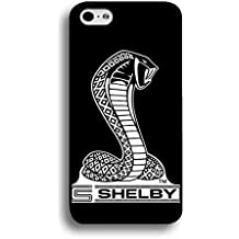 Funda For iPhone 6/iPhone 6S(4.7inch) With Ford Mustang Shelby Car Logo Phone Funda