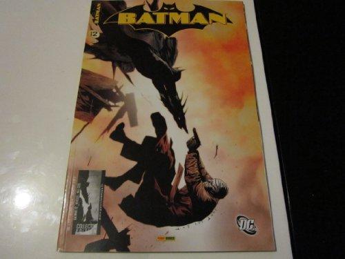 BATMAN 12 sous le masque 2 PANINI COMICS (MAI 2006)