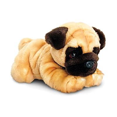 Keel Toys Pug Dog Plush Toy