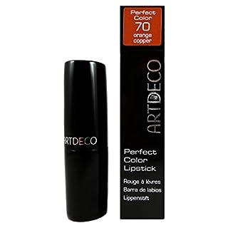 Artdeco Perfect Color Lipstick unisex, Lippenstift, farbe: 70 orange copper, 1er Pack (1 x 4 g)