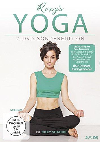 Roxy's Yoga - 2-DVD-Sonderedtion: Zwei komplette Yoga-Programme in einer Box (Roxy Outlet)