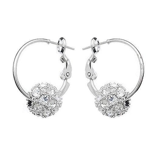 scorpius-gifts-cristallo-orecchini-gioiello-metallo-dargento-splendente-ball-in-sacchetto-regalo-in-