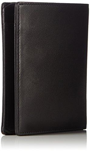 Maitre Herren Luciano Arnfred V8 Ausweis-& Kartenhüllen, 10x12x1 cm Schwarz (Black 900)