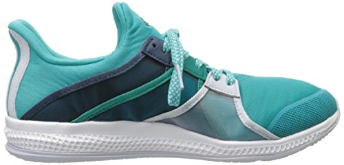Chaussures Adidas Performance Gymbreaker Bounce formation Shock Green/Halo Blue/Blue