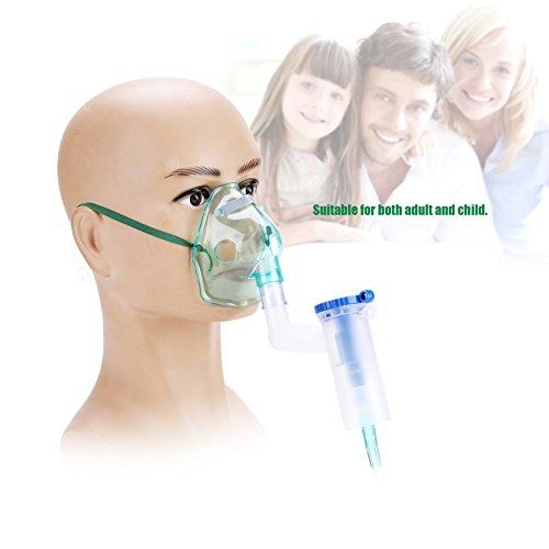 Masque jetable pour nébuliseur atomiseur