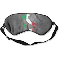 Italian Map 99% Eyeshade Blinders Sleeping Eye Patch Eye Mask Blindfold For Travel Insomnia Meditation preisvergleich bei billige-tabletten.eu