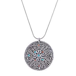 Tibetan Jewelry/Nepali Jewelry/Tribal JewelryPendant