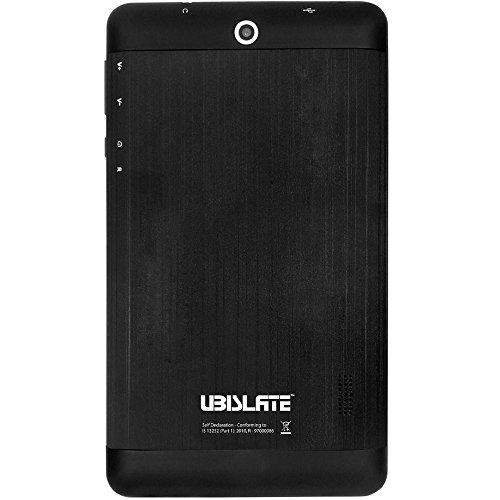 Datawind Ubislate 7DCZ Tablet (8GB, 7 Inches, WI-FI) Black, 1GB RAM Price in India