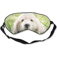Schlafmaske, Premium-Qualität, unschuldige Hundeaugenmaske, leicht, mit verstellbarem Riemen, blockiert das Licht... preisvergleich bei billige-tabletten.eu