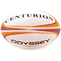 New Centurion Nero Hand Stitched High Air Retention Rugby Training Ball Size 3-5