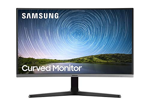 Samsung C27R502FHU 68,58 cm (27 Zoll, Full HD) Curved Monitor (16:9, 1920 x 1080 Pixel, 60 Hz, 4 ms) schwarz