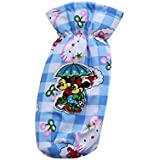 Safe n Cute Baby Feeder Cover/Bottle Cover/Cotton Patch Feeder/Sky Blue/Trusted Brand High Quality (for Child Whose Age is Between 0 to 5 Years)