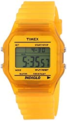 Timex Originals T2N807 Orange Classic Digital Watch
