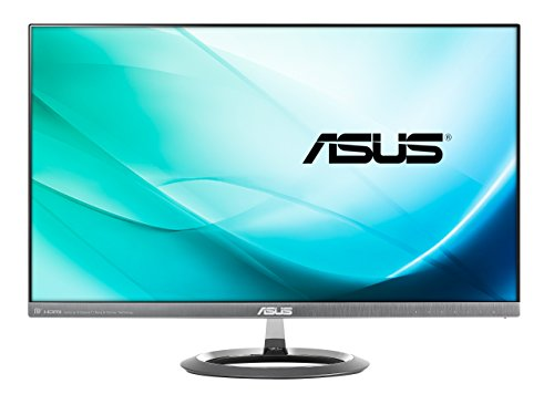 Asus MX25AQ Monitor 25'', WQHD (2560x1440), IPS, 100% sRGB, B&O ICEpower speakers, Flicker Free, Low Blue Light, TUV Certified