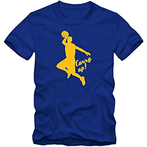 Stephen Curry Up #1 T-Shirt | Hurry Up | NBA