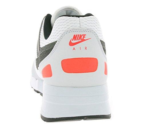 Nike Air Pegasus '89 Ns, Scarpe sportive Uomo Bianco (White / Anthracite-Brght Crimson) (antracite-cremisi)