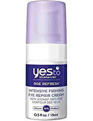 Yes To Blueberries Soin Intensif Anti Age Contour des Yeux 15 ml