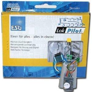 ESU 54613 LokPilot V4.0 DCC, 6-pol. Sch