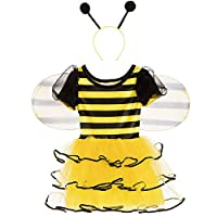 Bumble Bee Dress 1_-2 yrs