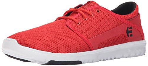 Etnies Scout Herren Sneaker Red (Red/White/Black 617)