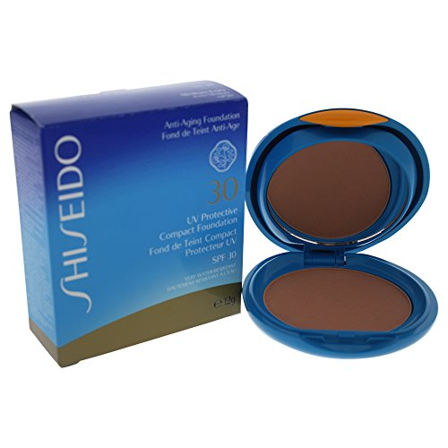 SHISEIDO Sonnenmake-up UV Protective Compact Foundation SPF 30 - Ivory Puder