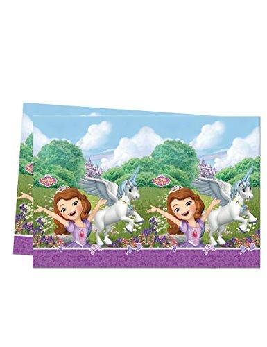 Disney 53845Sofia die Erste Party Dekoration Tisch Cover (Sofia Dekorationen)
