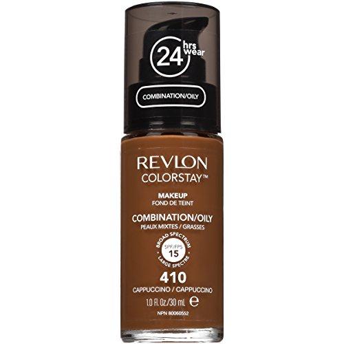 Revlon Colorstay Foundation - 410 Cappuccino (Combination/Oily)
