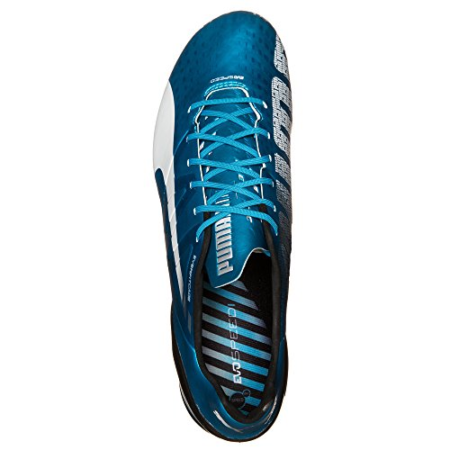 Puma evoSPEED 1.3 FG Herren Fußballschuhe Blau