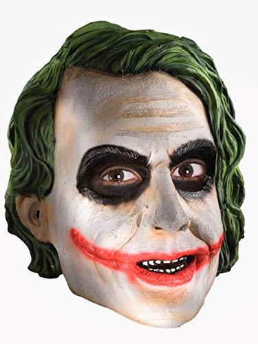 DISBACANAL Máscara de Joker ¾ TDK para Adulto