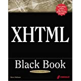XHTML Black Book: A Complete Guide to Mastering XHTML by Steven Holzner (2000-09-22)