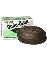 12 Bars of Dudu-Osun Nigerian Black Soap 150g per Bar by Thinkpichaidai