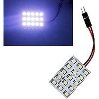 Mihaz bianco 15SMD pannello principale della luce di cortesia auto della lampada di lettura interna DC lampada 12V - 15SMD