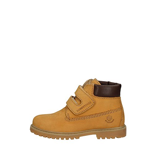 Lumberjack , Baskets pour garçon jaune jaune
