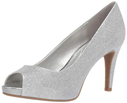 Bandolino Damen RAINAA, Silber, 35.5 EU Bandolino High Heels