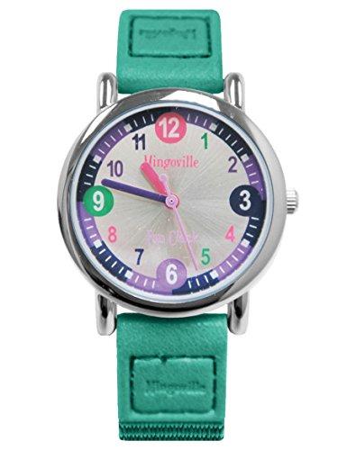 Mingoville Fun Clock Lernuhr mit App Unisex - Armbanduhr A46A652-1S4A
