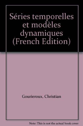 Séries temporelles et modèles dynamiques