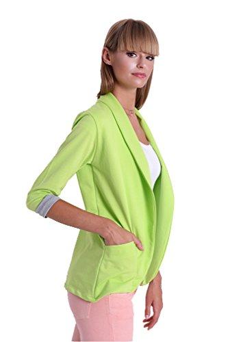 AE - Veste de tailleur - Femme Vert - Limettengrün