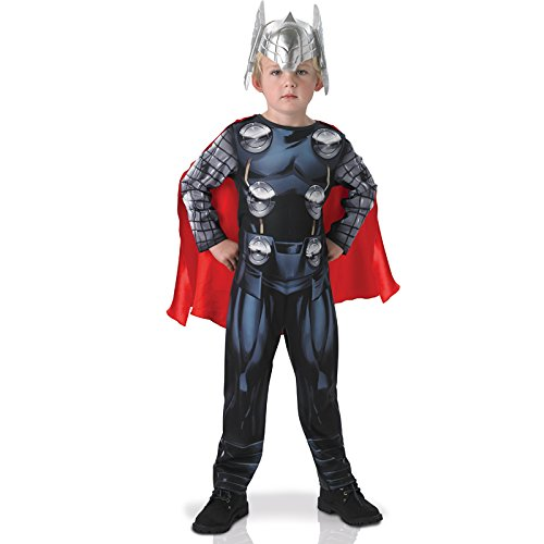 Rubie's IT610735-S - Costume Thor con Elmo, S